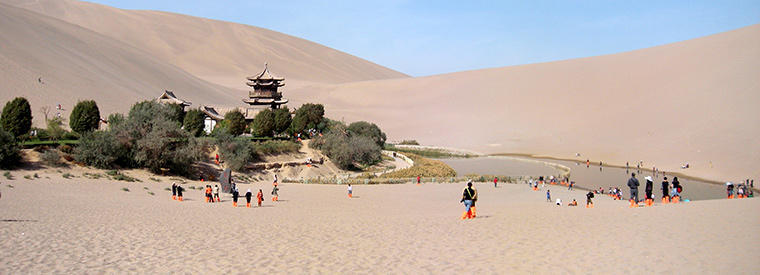 Top Western China Sightseeing Passes