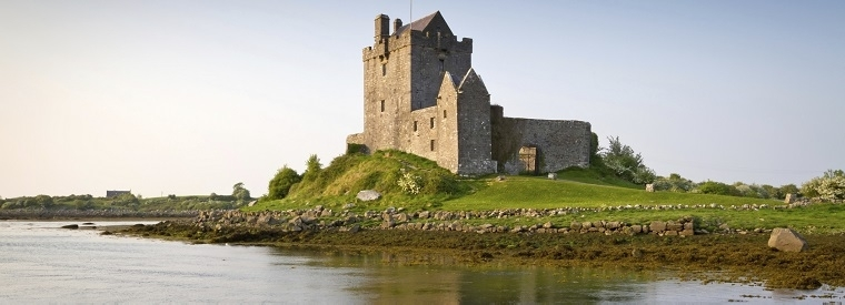 Top Western Ireland Cruises, Sailing & Water Tours