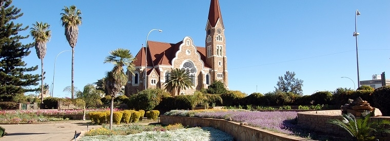 Windhoek Multi-day Tours