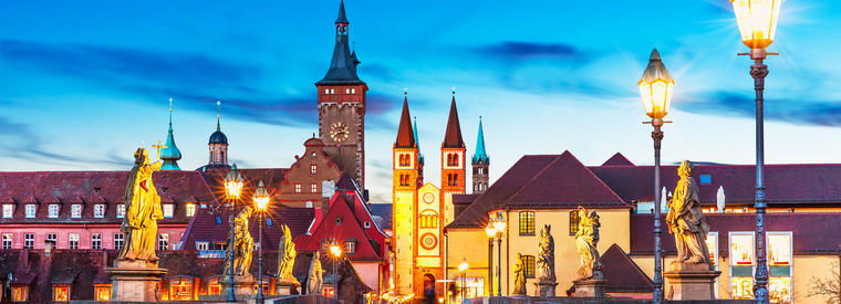 Top Wurzburg Multi-day & Extended Tours