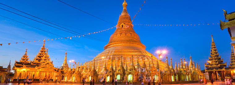Top Yangon Walking Tours