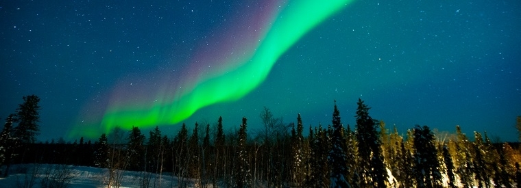 Top Yellowknife Sightseeing Tickets & Passes