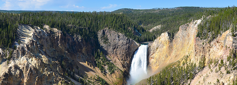 Top Yellowstone National Park Hiking & Camping
