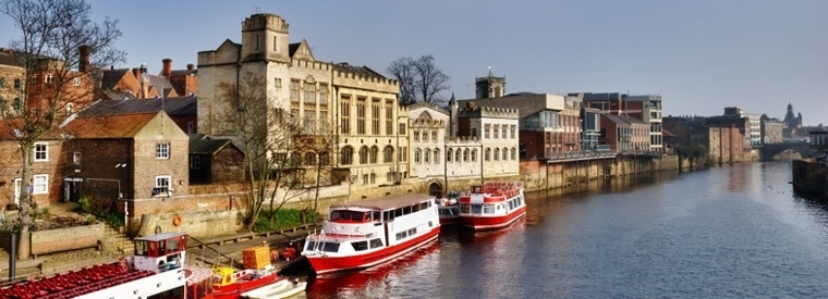 Top York Walking & Biking Tours