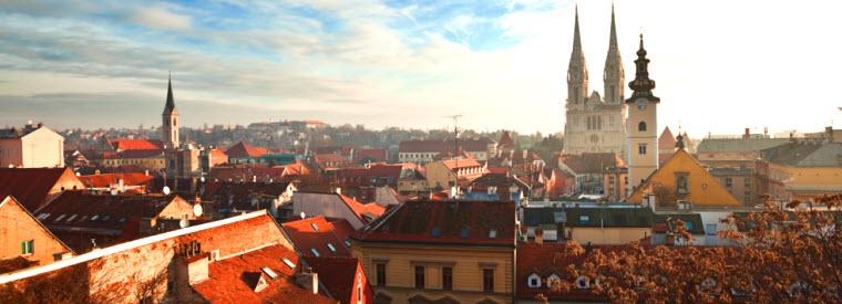 Zagreb Walking & Biking Tours