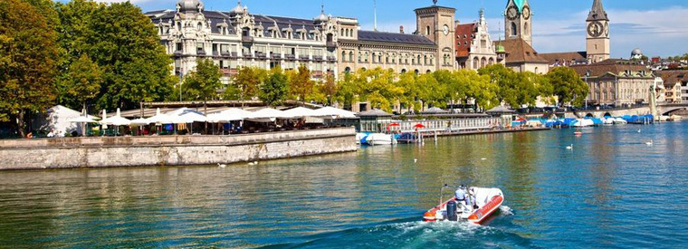 Top Zurich City Packages