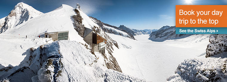 Top Zurich Day Trips & Excursions
