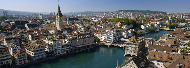 Zurich Holiday & Seasonal Tours