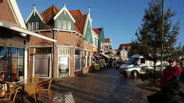 A nice little town of Volendam , Ray N - January 2017