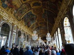 Hall of Mirrors at Palace of Versailles , Ericka B - June 2017