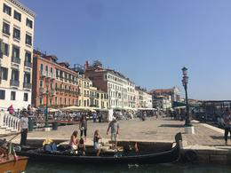 Arriving to Venice for our 1 night stay. , Terry C - September 2017