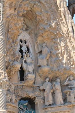 Sagrada Familia , Rachel H - September 2017