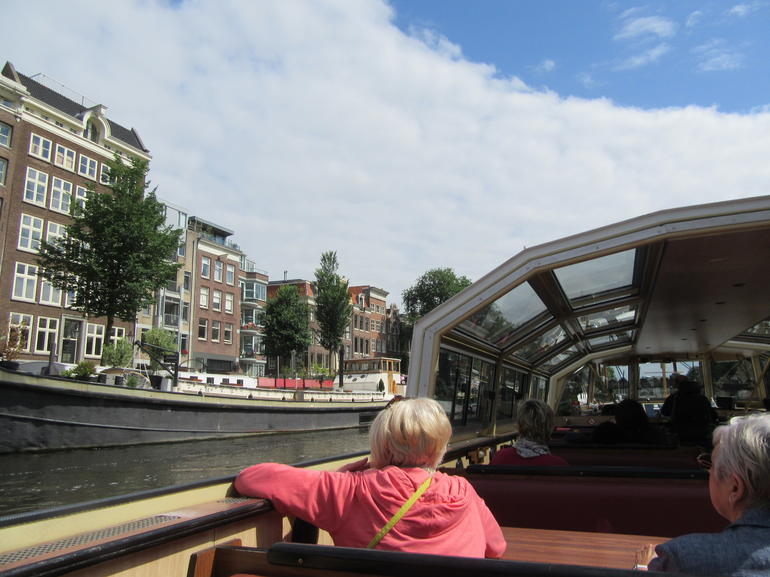 Amsterdam Hop-On Hop-Off Boat 24 or 48 hrs. photo 11