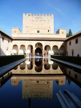 Alhambra , JIE L - November 2012