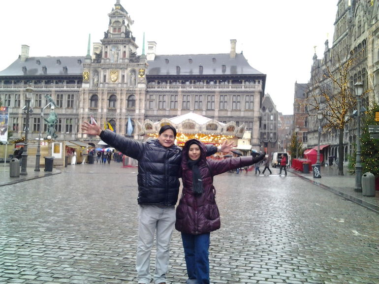 antwerp - Amsterdam