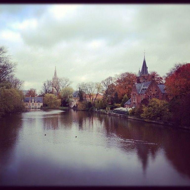 Beautiful Brugges - Paris