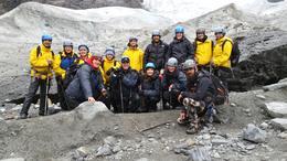 Sept 2016 Canoe and Trek group led by Elliott. What an amazing adventure! , Lisa B - September 2016