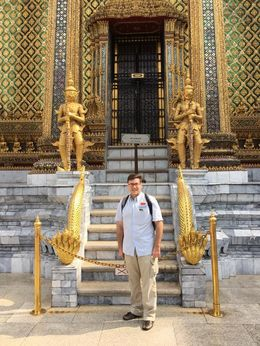 Grand Palace of Bangkok, Thailand. , jcdbrown - June 2016