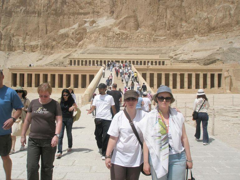 Hatshepsut Temple - Luxor