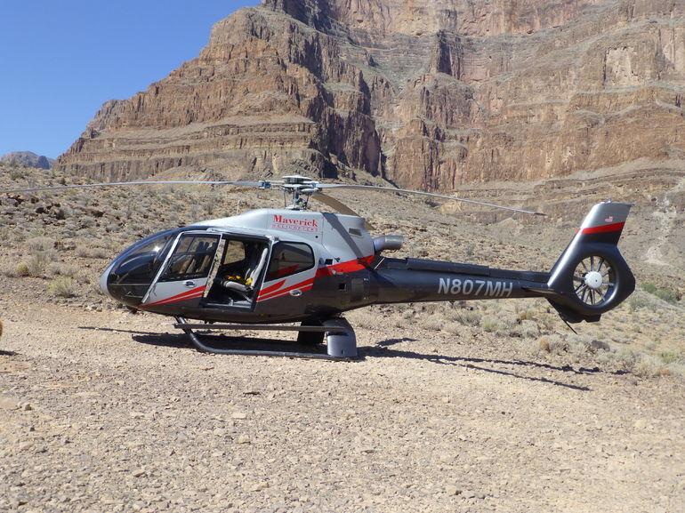 Helikopter - Las Vegas