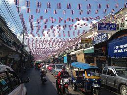 Khao San Road, Asha & Brock - July 2013