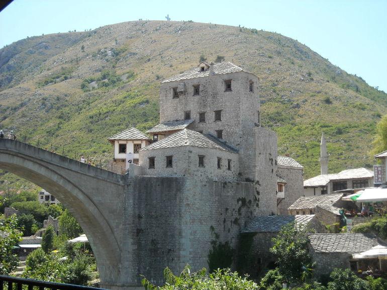 Mostar bridge - Dubrovnik