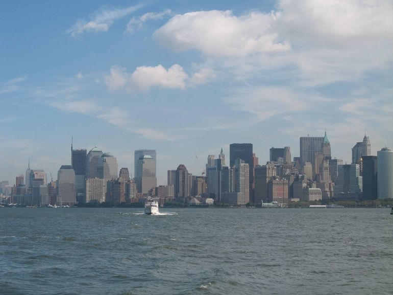 New York from the Water - New York City