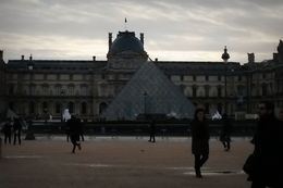 The Louvre , Rachel T - January 2014