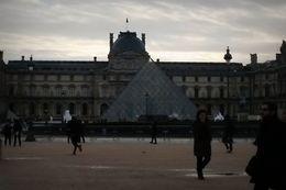 The Louvre , Rachel T - January 2014