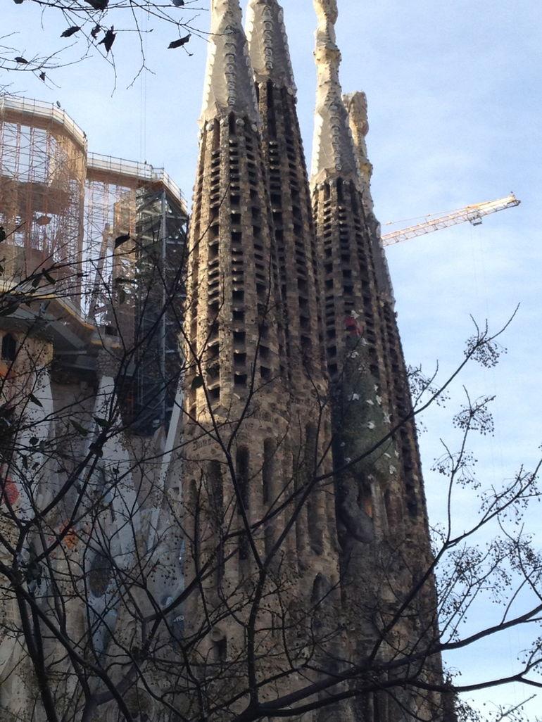 Sagrada Fam�lia - Barcelona