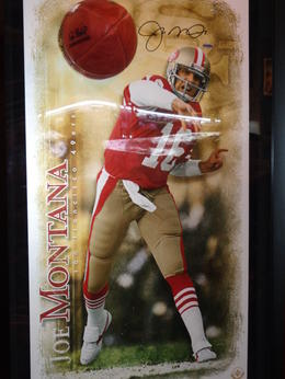 Joe Montana , valgodseyste - December 2014