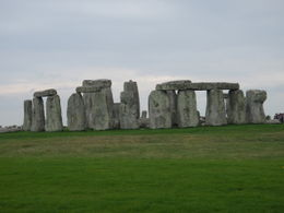 View of Stonehenge , Julie G - May 2011