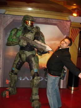 My wife sends a terminator., Sumit B - January 2008