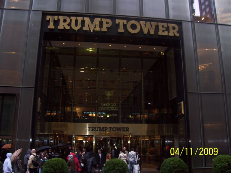 Trump Tower - New York City