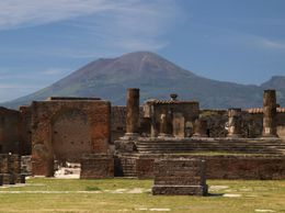 View of Vesuvius , Alan - May 2011