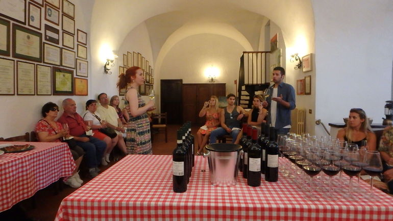 Frascati Wine Tasting Guided Tour from Rome photo 15