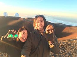 Cold but amazing views! , Takahiro H - December 2016