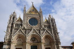 Beautiful church in Siena , Deidre B - March 2017