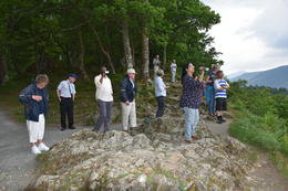 Our group at one of the view points , AVIJIT H - June 2017