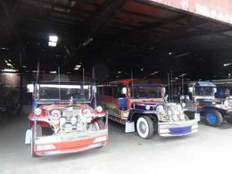Jeepney factory , Angela - July 2017