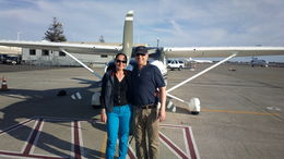 Pilot Rodrigo and me. , 23july - October 2015