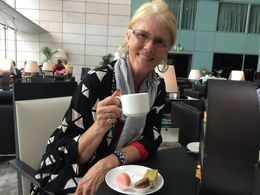 I enjoyed ending the tour with High Tea and a the view of Big Ben. Debora McGlynn , Debora M - July 2016