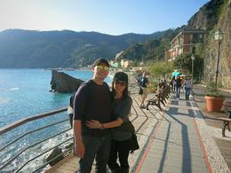We took the train from Vernazza to Monterosso al Mare. , Fiona V - November 2014