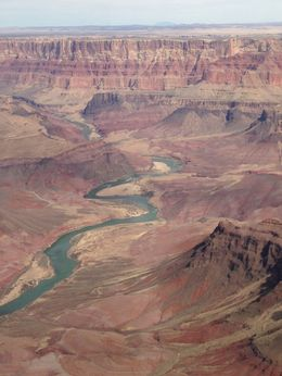 As part of the tour, the helicopter flight over the Grand Canyon give you the opportunity to take great pictures and admire this nature's wonder from high above and within the canyon. Simply ... , Humberto - February 2014