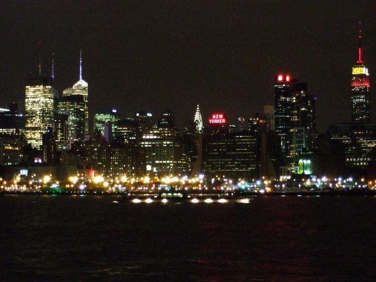 Dinner cruise 1 - New York City