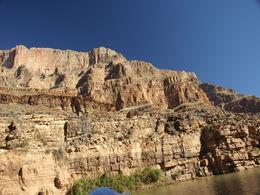 Taken from bontoon boat ride down Colorado River during Viator tour , Nana - November 2012