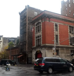 Firehouse from Ghostbusters - December 2014