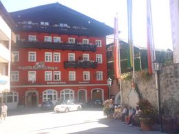 in St. Wolfgang village - September 2009