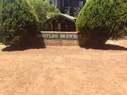 Lunch at a Margaret River winery - March 2014