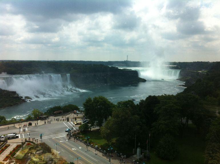 Niagara Falls - Toronto